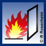 Brandschutztüren Icon